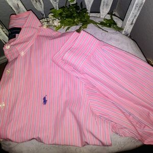 EUC- Ralph Lauren button down-L